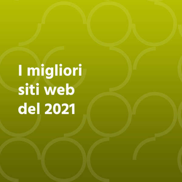 I migliori siti web del 2021