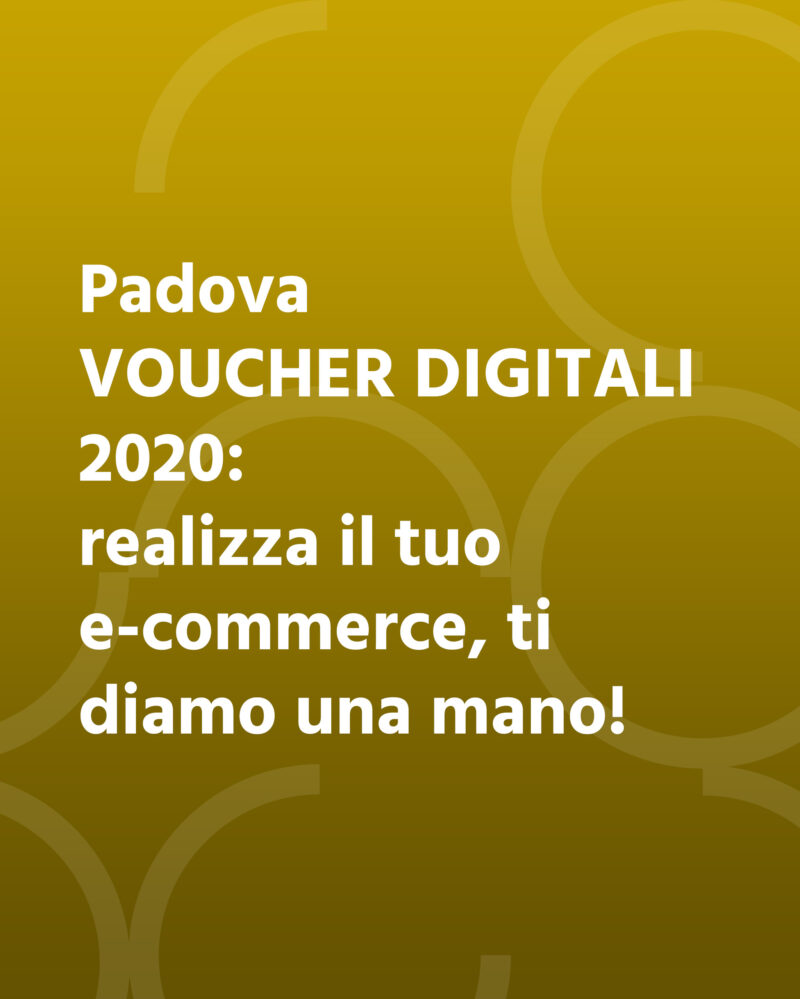 Azienda italiana in cerca di business? Per te contributi a fondo perduto per lo shop online con la nostra agenzia di comunicazione