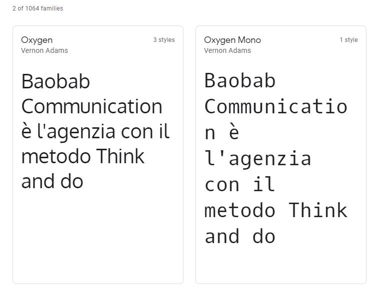 oxygen-google-font