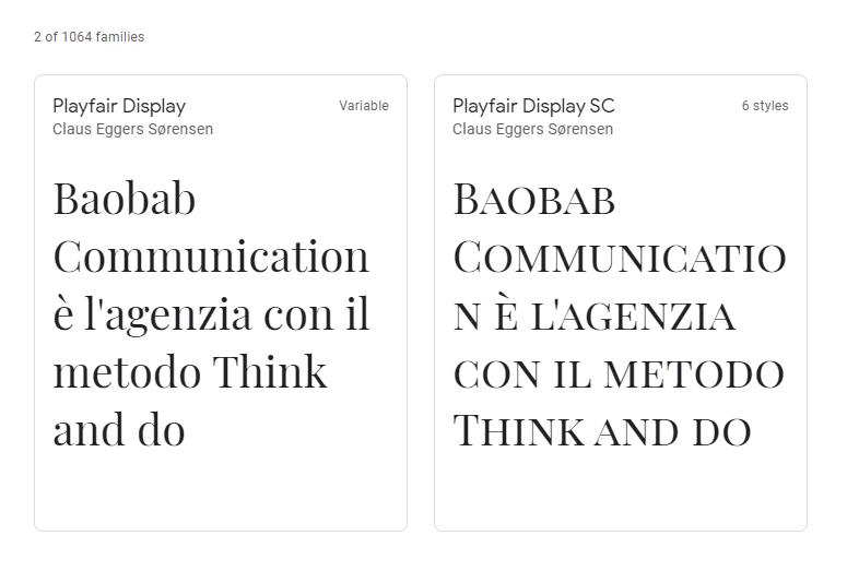 playfair-google-font